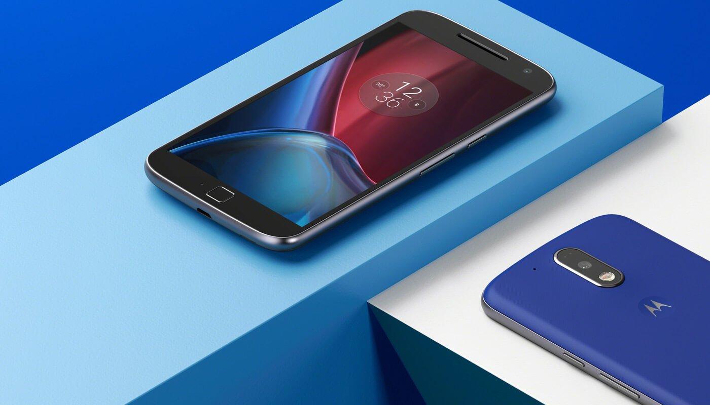 Lenovo Motorola Moto G4 Plus